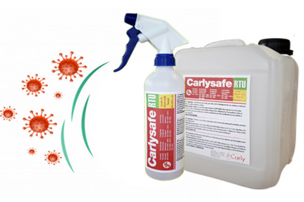 Neu Desinfektionsmittel CARLYSAFE-RTU